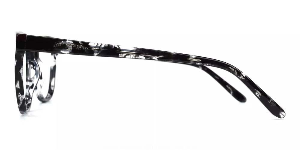 Antioch Cat Eye Prescription Glasses - Handmade Acetate - Tortoise