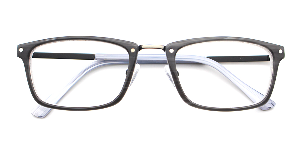 Samuel Eyeglasses Grey