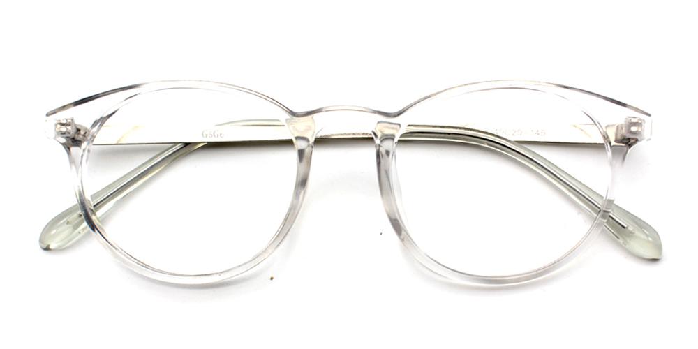 Kiara Eyeglasses Clear