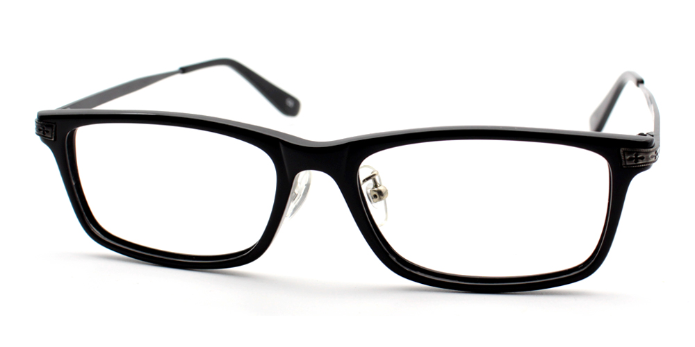 Joshua Eyeglasses Black