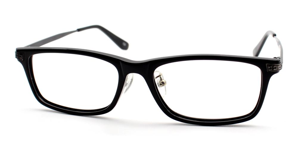 Joshua Eyeglasses Black