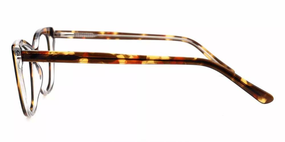 Everett Cat Eye Eyeglasses Tortoise