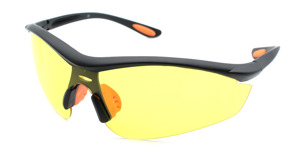 Connor Rx Safety Glasses Yellow