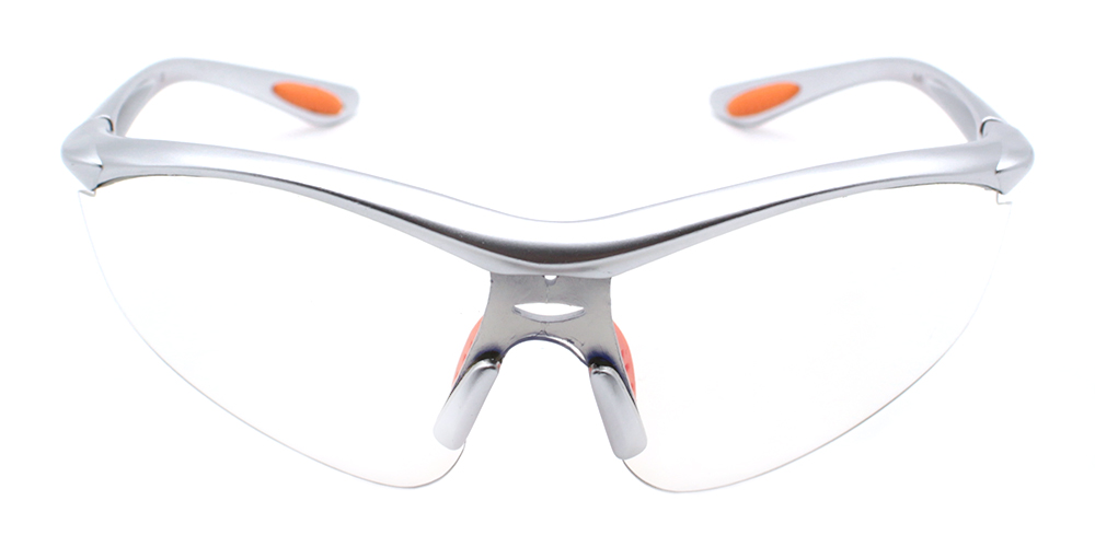 Connor Rx Safety Glasses Silver