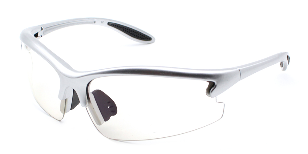 0896ed0ba2 Leo Rx Safety Glasses Silver
