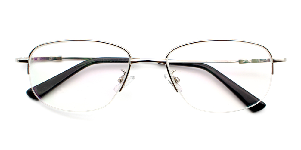 Celian Eyeglasses Silver