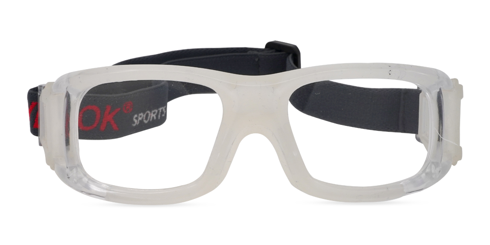Matrix Rx Baseball Basketball Football Glasses Clear - Unisex Prescription Sports Glasses