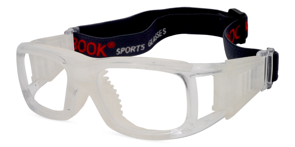 Matrix Rx Baseball Basketball Football Glasses Clear - Prescription Sports Glasses