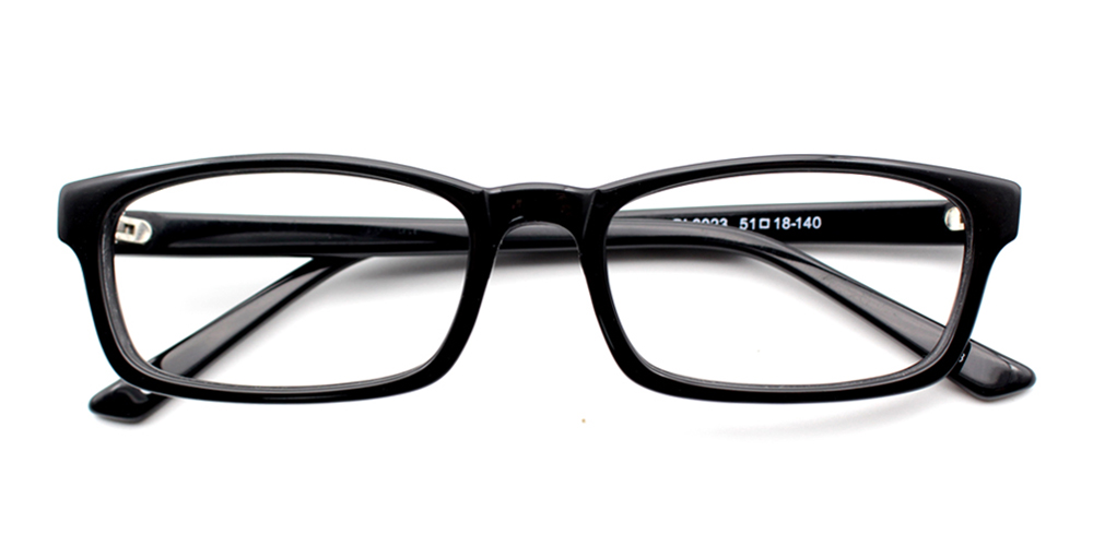 Dylan Eyeglasses Black