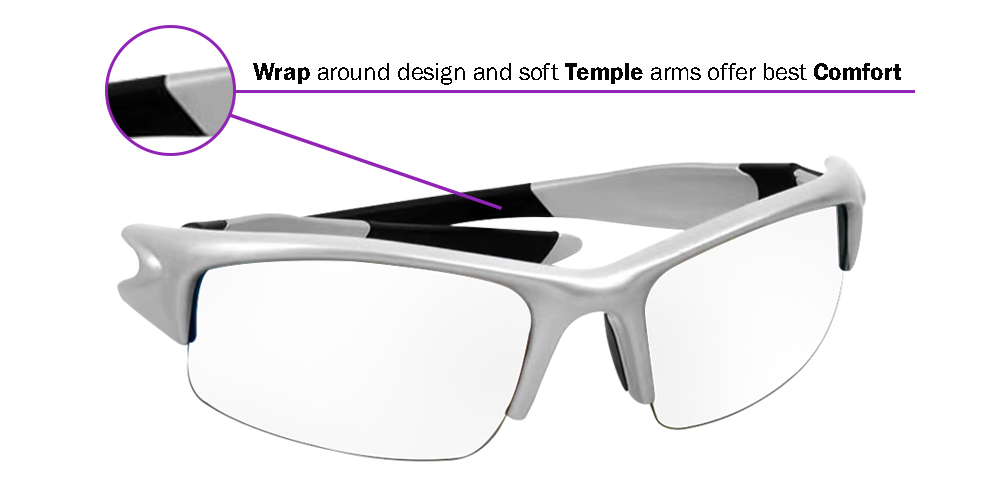 Norfork Rx Safety Glasses - Unisex Safety Glasses