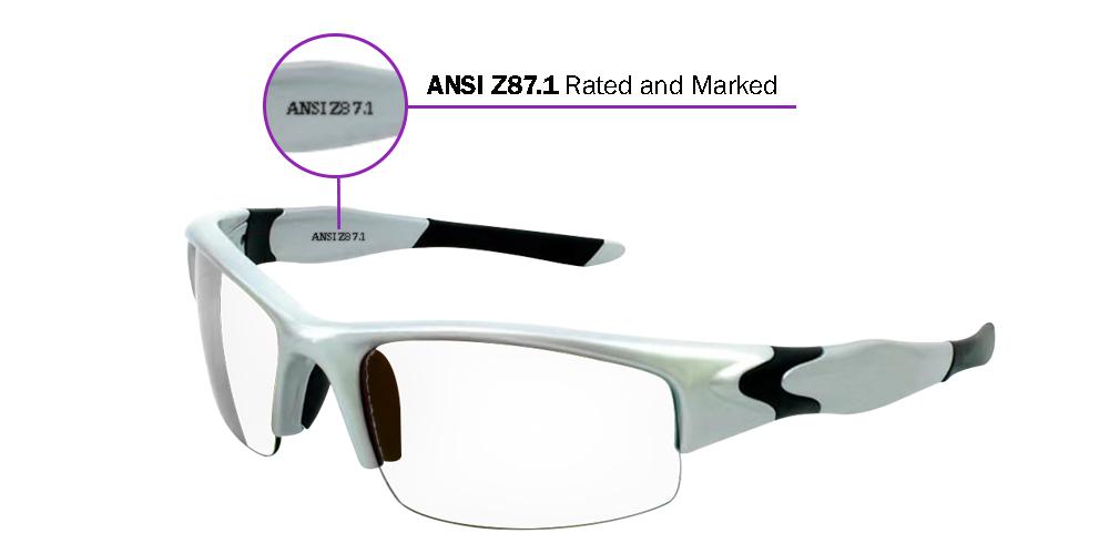 Norfork Rx Safety Glasses - Prescription Safety Glasses