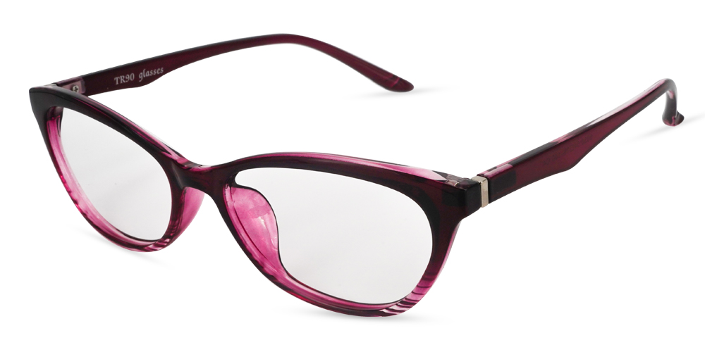 Charleston Cat Eye Glasses