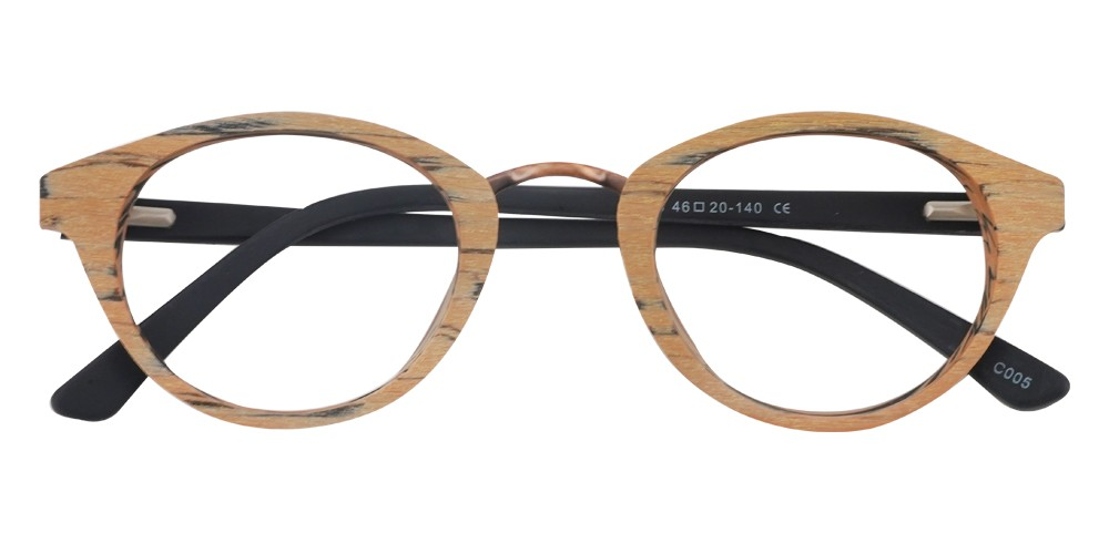 Jayce Eyeglasses Brown