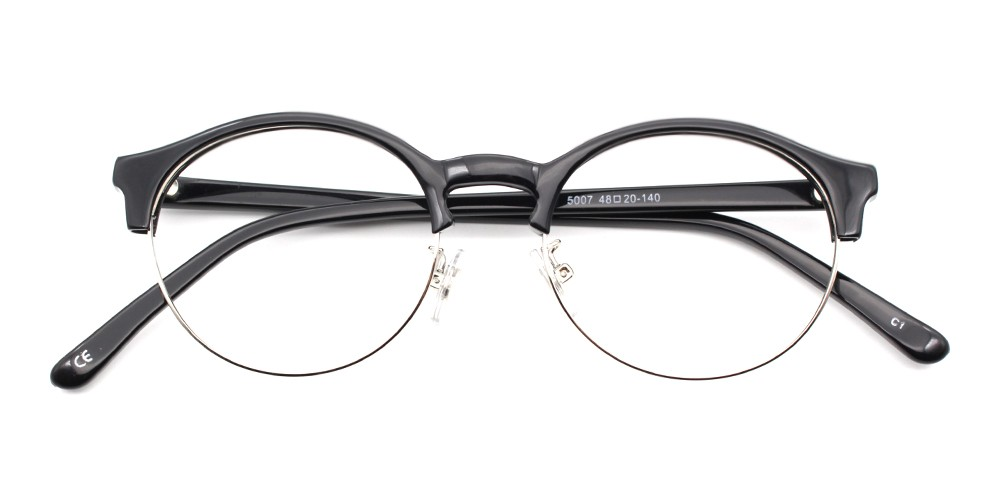 Reagan Eyeglasses Black