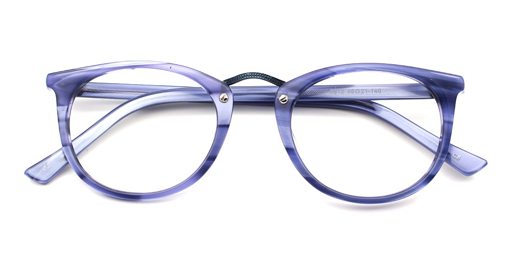 Gabriella Eyeglasses Purple