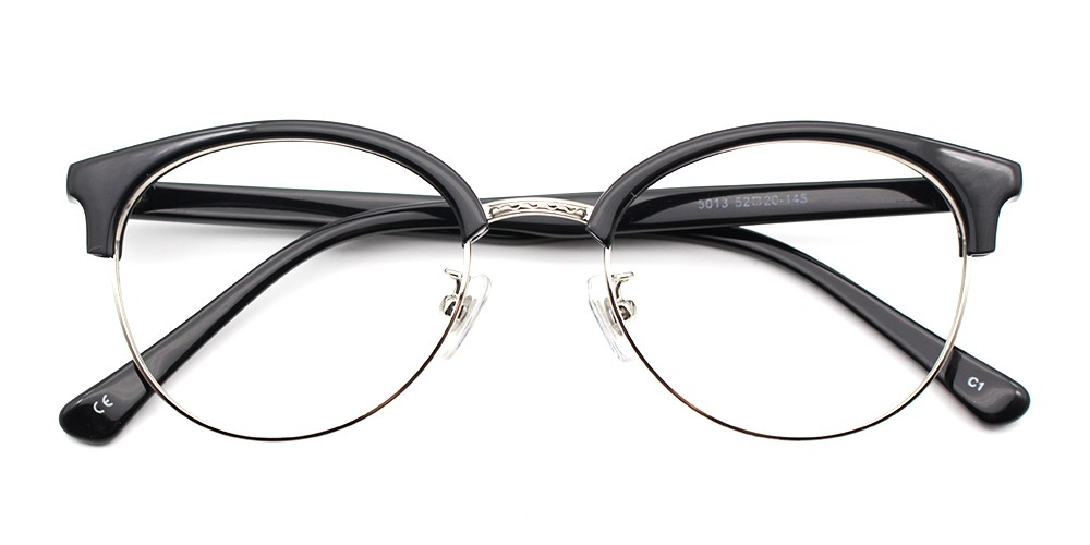 Elena Eyeglasses Black