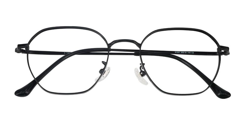 Mckinney Rx Titanium Glasses