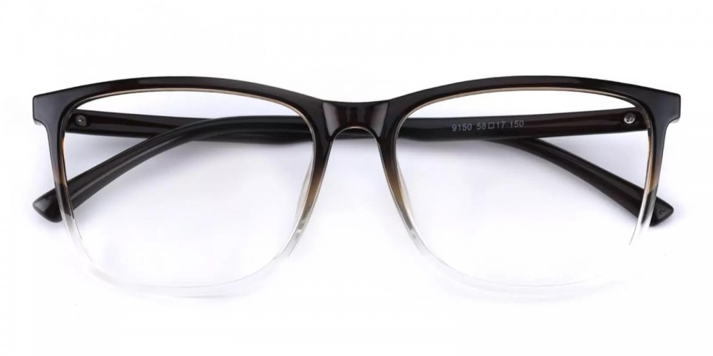 Vacaville Discount Glasses Brown