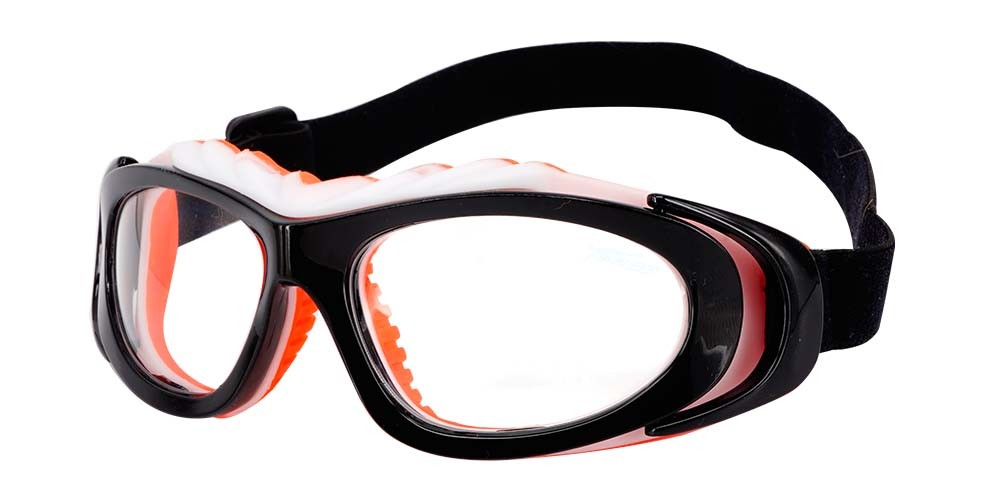 Arcadia Prescription Sports & Motorcycle Goggles -- Soft Foam Padded and Sealed