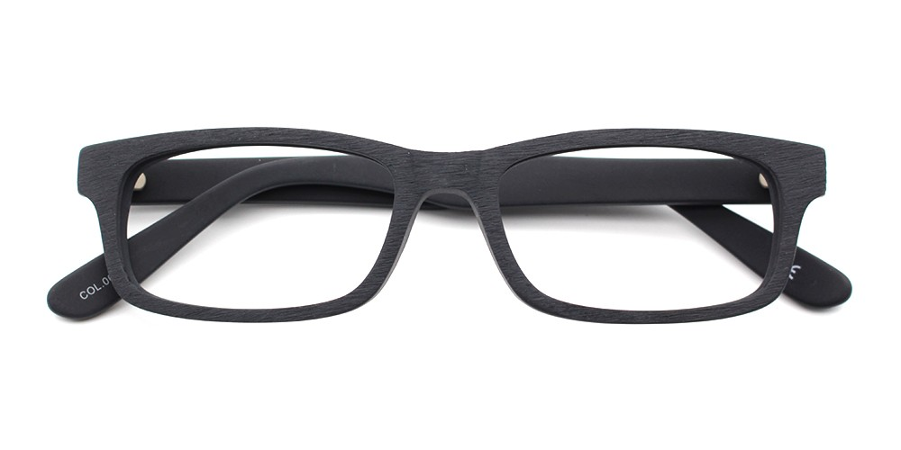 Maria Eyeglasses Black