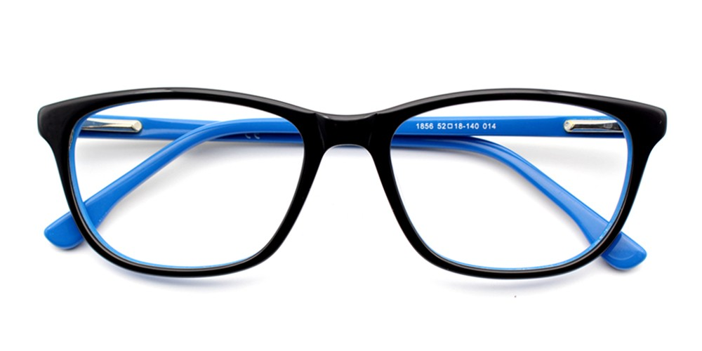 Harper Eyeglasses Blue