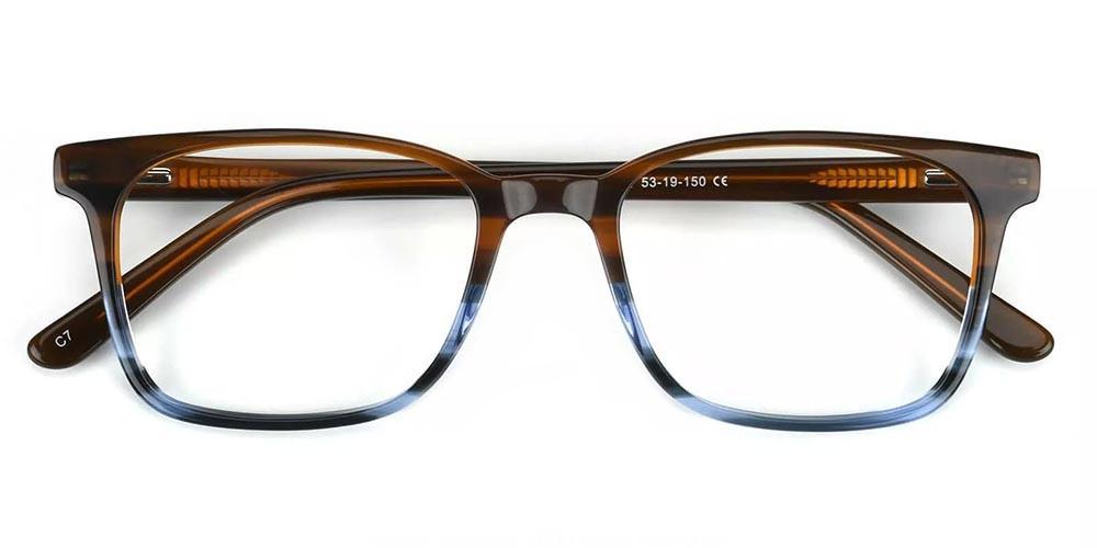 Sparks Prescription Eyeglasses Brown