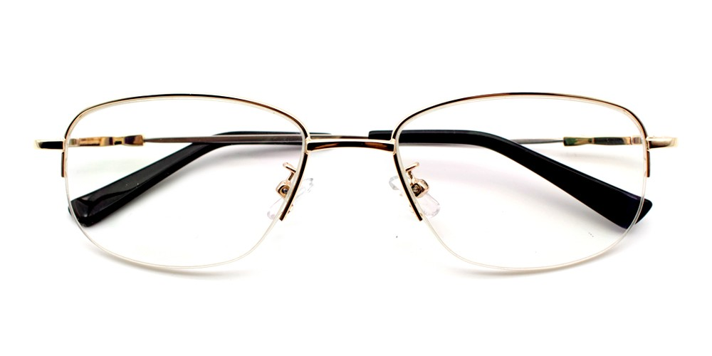 Celian Eyeglasses Gold