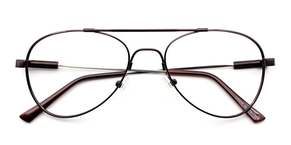 Ismael Eyeglasses Brown
