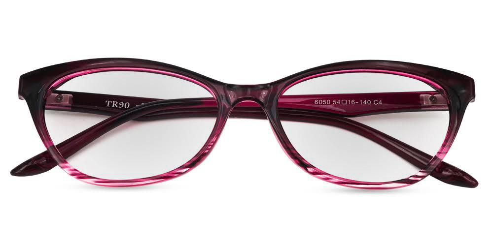 Charleston Cat Eye Glasses