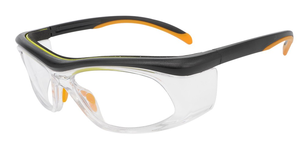 Fusion Rx Safety Goggles W1 -- ANSI Z87.1 Rated