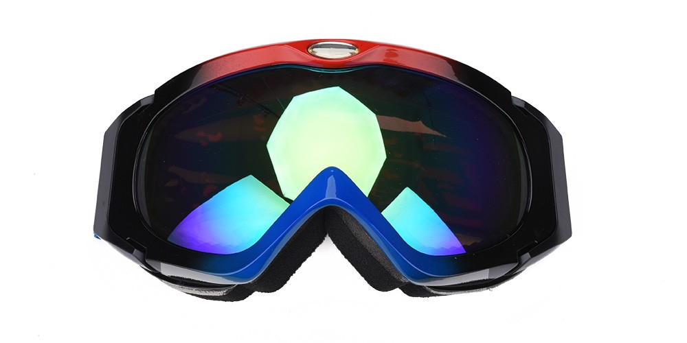 Cole Prescription  Ski and Snowboard Goggle Red Blue