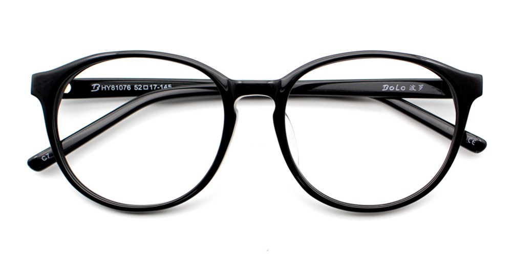 Kaitlyn Eyeglasses Black