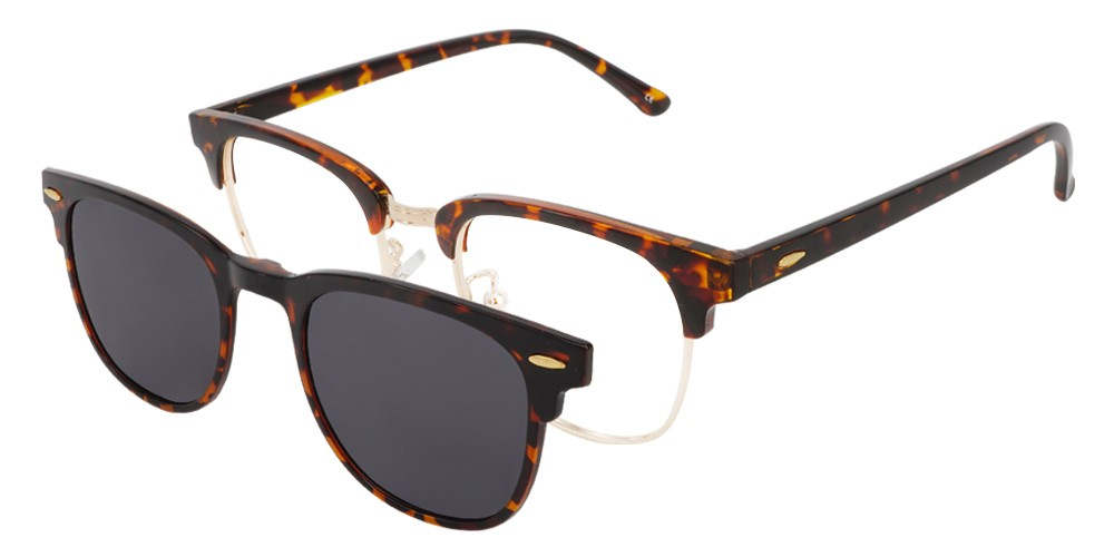 Roseville  Clip-On Rx Sunglasses