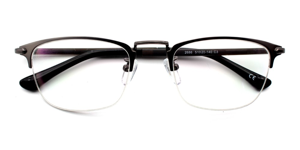 Paolo Eyeglasses Gun