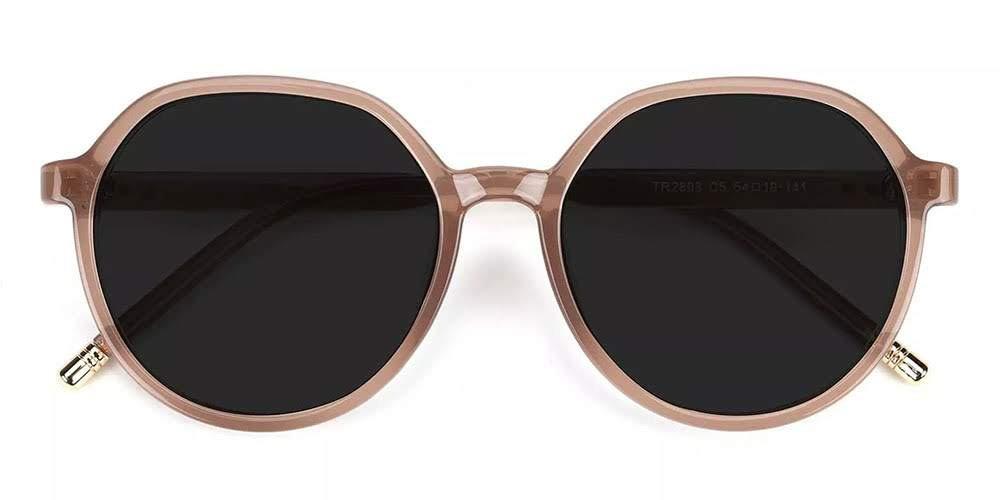 Odessa  Prescription Sunglasses Brown