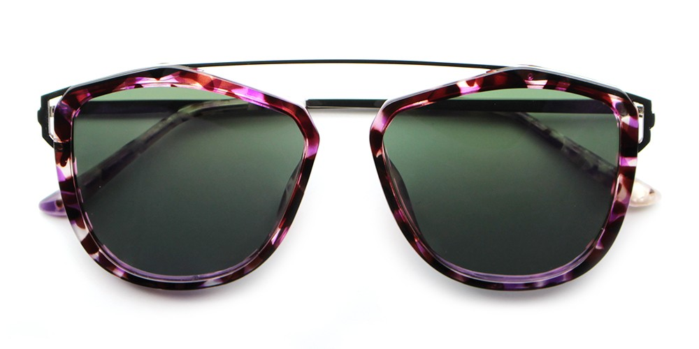 Violet Rx Sunglasses Purple