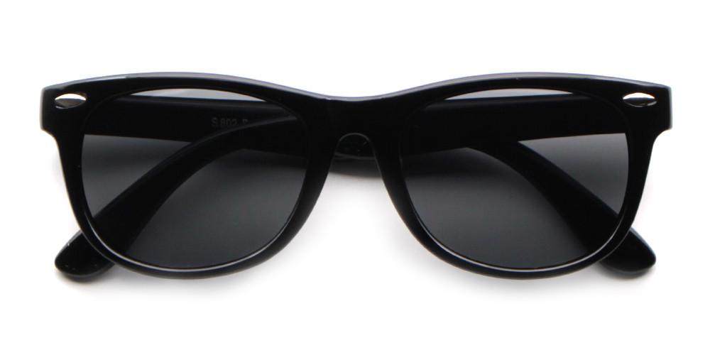 Colin Kids Rx Sunglasses Black