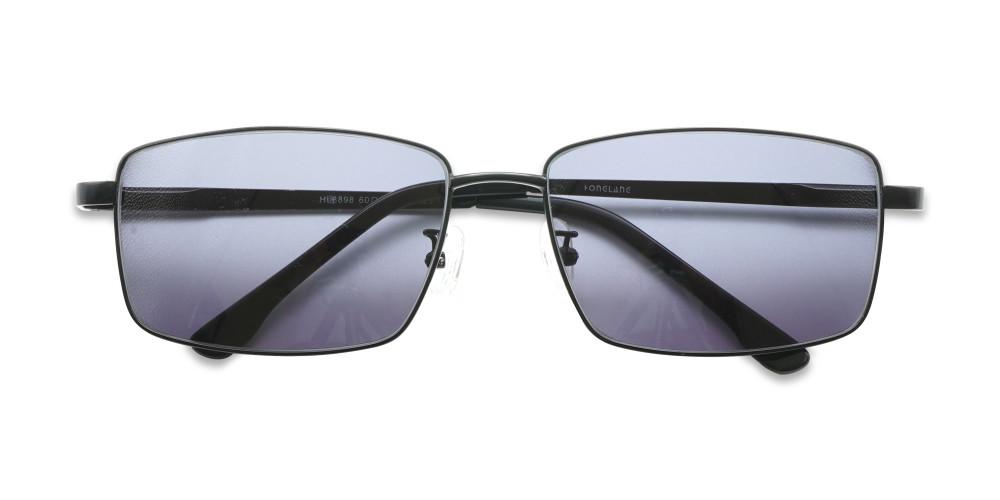 Hudson Sunglasses Black