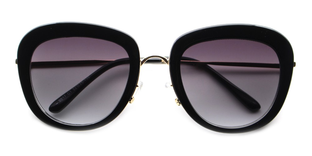 Emily Rx Sunglasses Black