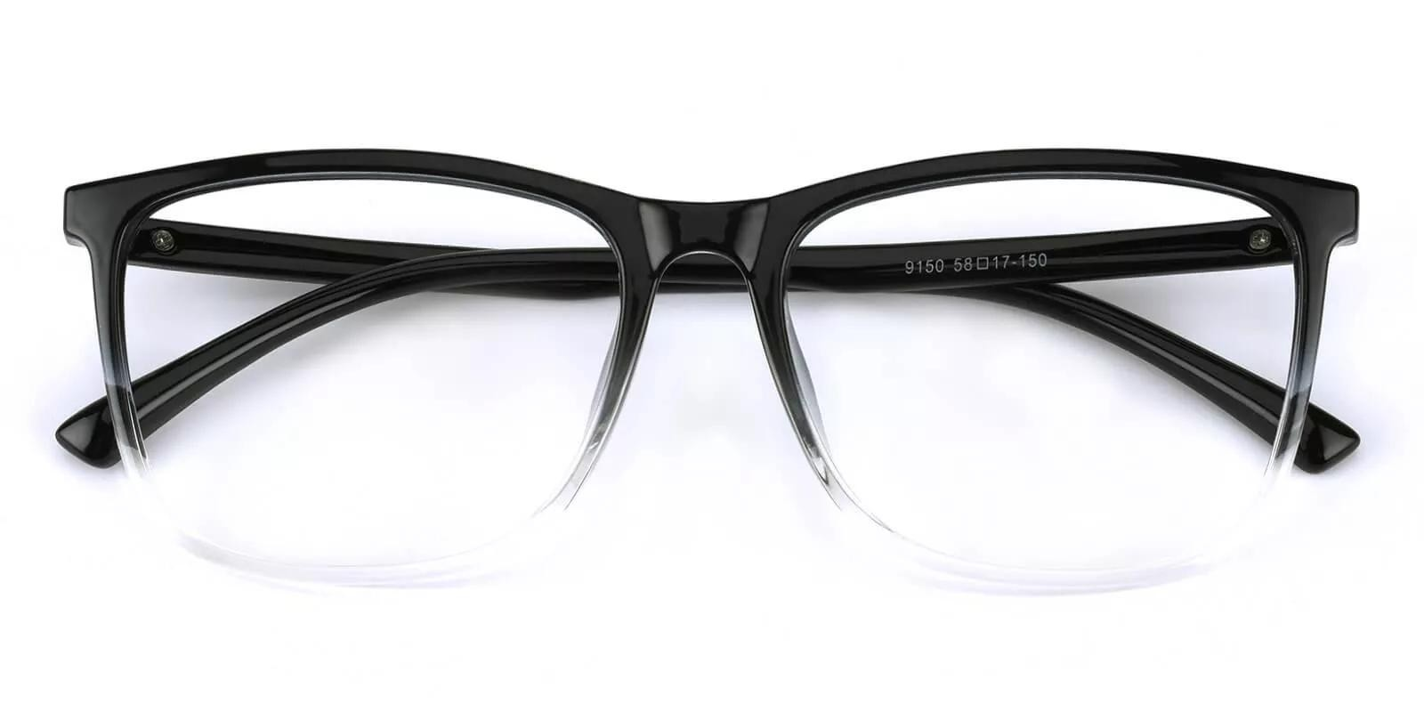 Vacaville Discount Glasses Black