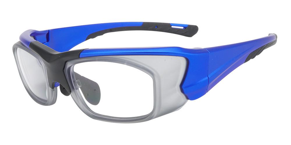 Matrix Chandler Prescription Safety Sports Glasses -- ANSI Z87.1 Certified and Stamped