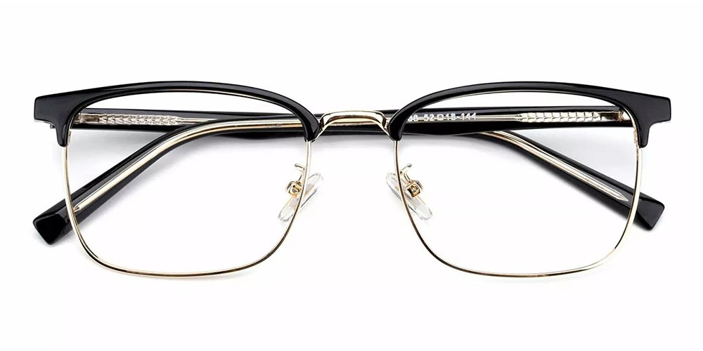 Brownsville Discount Prescription Glasses Gold