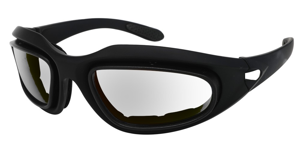 Laredo Prescription Safety Glasses -- ANSI Z87.1 Rated