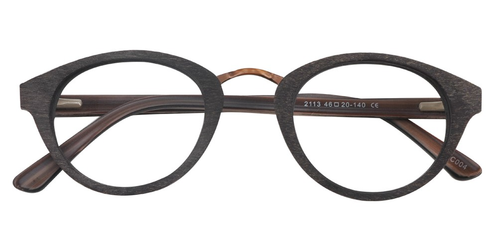 Jayce Eyeglasses Grey
