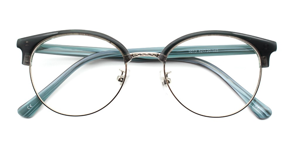 Elena Eyeglasses Green