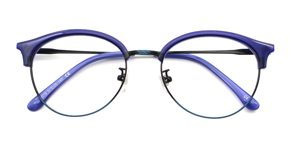 Adam Eyeglasses Purple