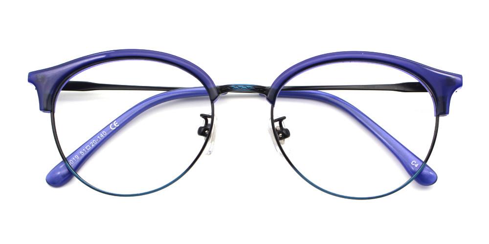 Adam Eyeglasses Purple