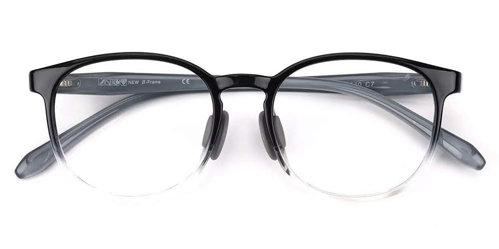 Richmond Prescription Glasses Black