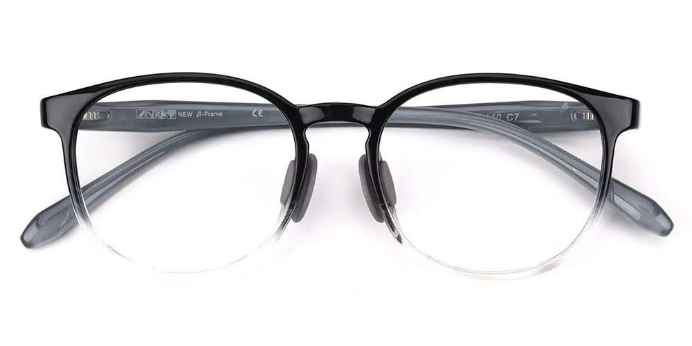 Richmond Prescription Glasses Black
