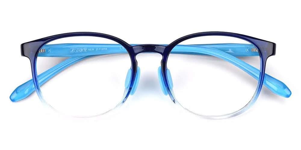 Richmond Prescription Glasses Blue